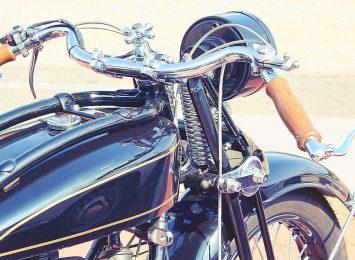 Apel policji do motocyklistów o ostrożną jazdę