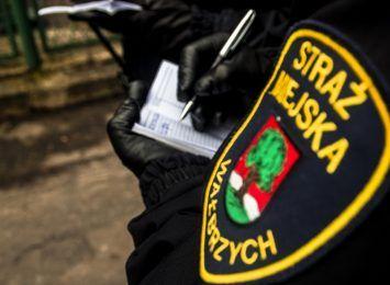 Strażnik miejski uratował dwumiesięczną dziewczynkę