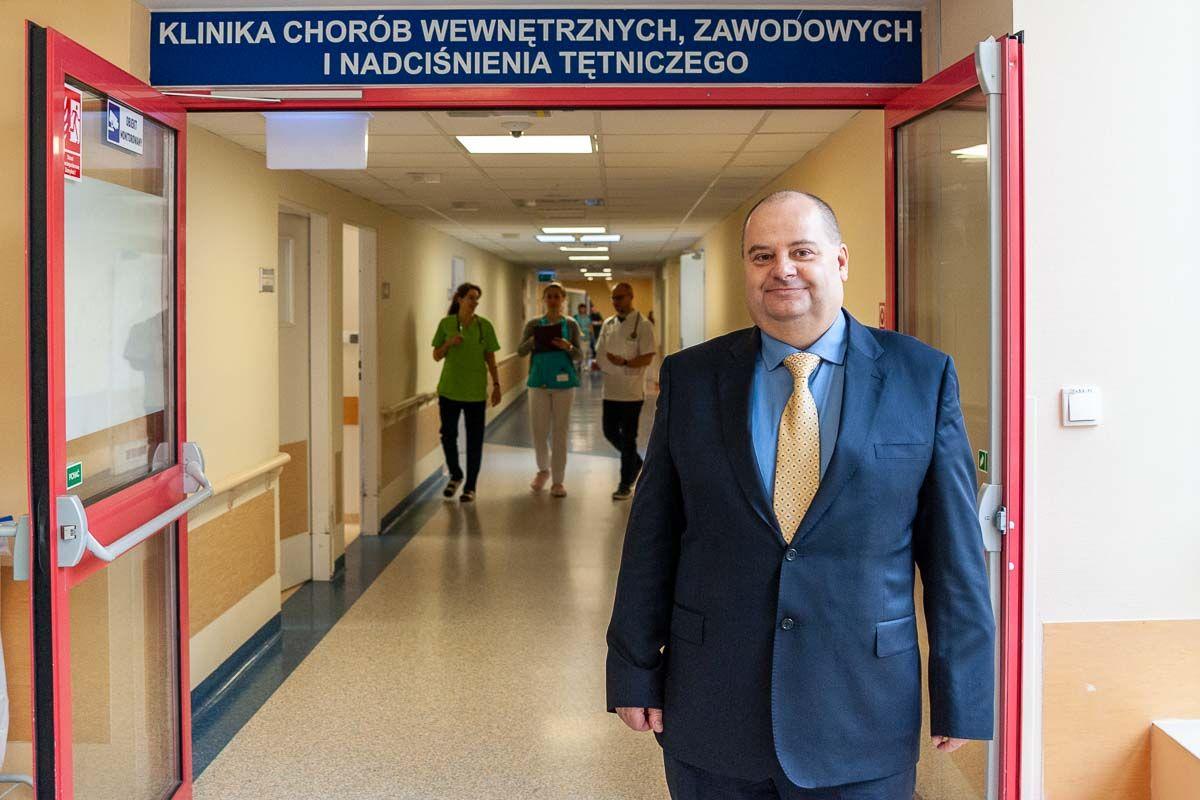 prof. Grzegorz Mazur