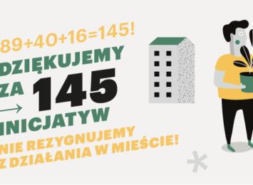 Sukces majowego naboru do Mikrograntów, zgłoszono 145 inicjatyw