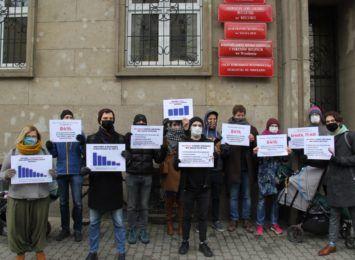Aktywiści proszą Najwyższą Izbę Kontroli o kontrolę w magistracie!