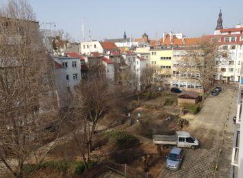 W centrum miasta zostanie odnowione podwórko!