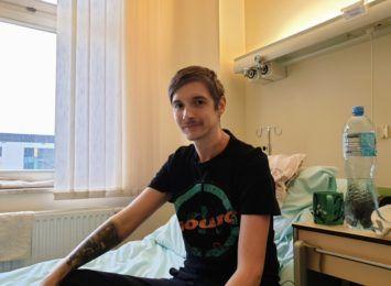 Pierwszy pacjent po przeszczepie serca wrócił do domu