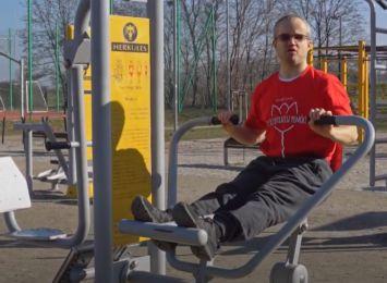 We Wrocławiu chcą stworzyć siłownię bez barier