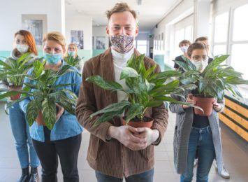 Green Air - czyli jak rośliny wpływają na powietrze