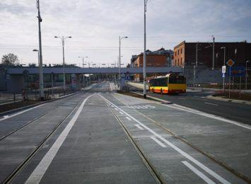 Zakończyła się budowa pierwszej części trasy tramwajowej na Popowice