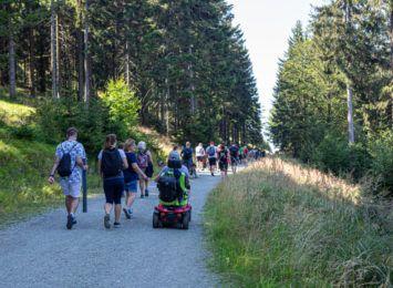 Wrocławska fundacja zorganizuje górskie wycieczki dla dzieci z niepełnosprawnościami
