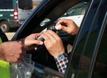 Plaga pijanych kierowców na drogach