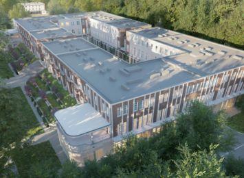 Prywatny Dom Studencki powstanie na terenie kompleksu Stadionu Olimpijskiego