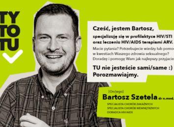 Powstała internetowa poradnia dla zakażonych wirusem HIV