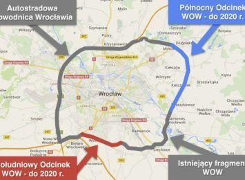 Budowa południowego fragmentu Wschodniej Obwodnicy Wrocławia znów opóźniona