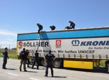Afgańczycy zatrzymani we Wrocławiu - nielegalnie przekroczyli granicę