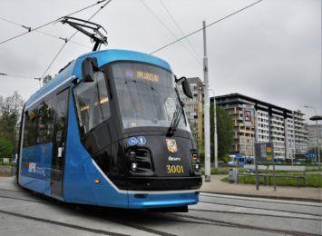 Ważny łącznik tramwajowy między Legnicką, a TAT wyremontowany!