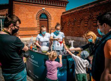 Hydropolis dla dzieci