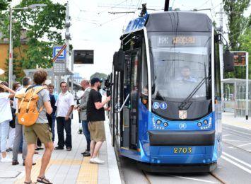 Pierwszy odcinek TAT-u gotowy. Autobusy i tramwaje pojadą nim już 26 czerwca