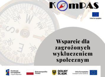 KomPAS - nowy projekt dla osób zagrożonych wykluczeniem społecznym