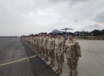 Koniec misji w Afganistanie. Żołnierze lądowali we Wrocławiu