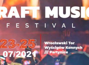 Craft Music Festival odwołany