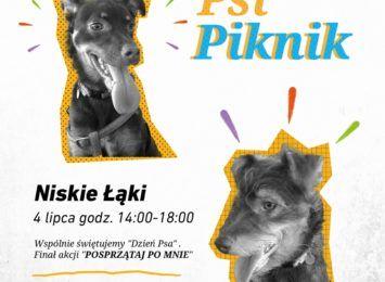 4 lipca: Psi Piknik na Niskich Łąkach