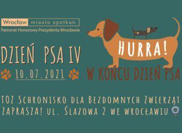 Dzień Psa IV - wyjątkowy piknik w schronisku dla zwierząt!