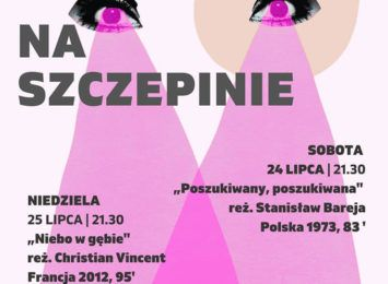 Kino plenerowe na Szczepinie