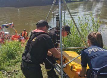 Z Odry wyłowiono ciało - to prawdopodobnie poszukiwany 16-latek