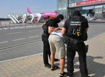 We Wrocławiu Straż Graniczna zatrzymała poszukiwanego na całym świecie cudzoziemca