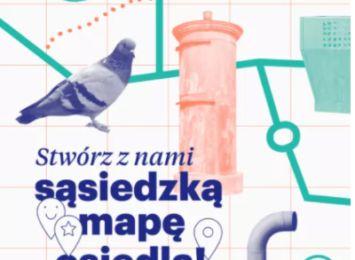 Cztery nowe osiedla na Sąsiedzkich Mapach