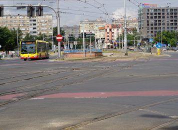 Remont torowiska na placu Jana Pawła II [HARMONOGRAM PRAC]