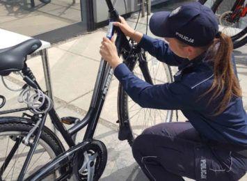 Dziś policyjne znakowanie rowerów w Komisariacie przy Ślężnej
