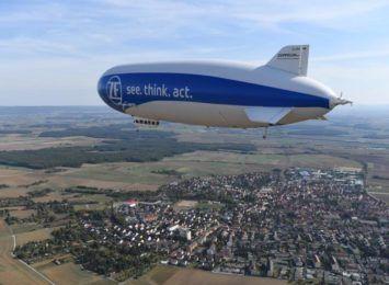 Kolejny sterowiec pojawi się nad Wrocławiem