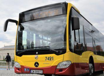 Duże zmiany w kursach MPK na południu Wrocławia