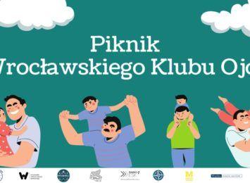 Piknik Wrocławskiego Klubu Ojca na Szczepinie