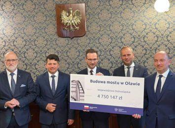 W Oławie powstanie nowy most
