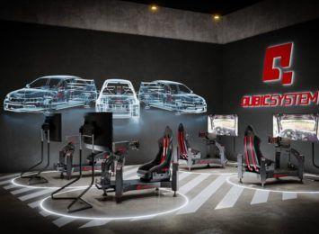 Apex One - przenieś się w świat wyścigów w Sky Tower!