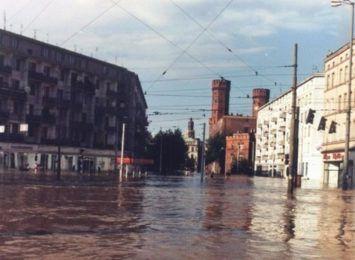 Kręcą film o powodzi tysiąclecia. Będą utrudnienia w ruchu