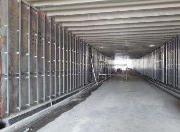 II etap remontu tunelu pod pl. Dominikańskim