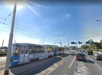 Od 28 sierpnia tramwaje nie pojadą ul. Krakowską