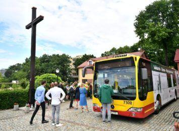 Mobilny Punkt Szczepień przeciwko COVID-19 na ulicach Wrocławia. Gdzie stanie SZCZEPCIObus