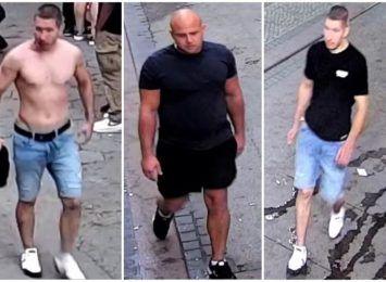 Pobicie w Pasażu Niepolda. Szuka ich policja!