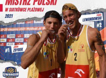 Rozmowa z Pawłem Lewandowskim, nowym mistrzem Polski w siatkówce plażowej