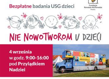 Złota Wstążka: kampania edukacyjna na temat białaczki u dzieci