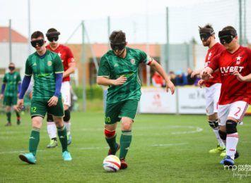 Blind Football, czyli piłka nożna dla niewidomych i słabowidzących