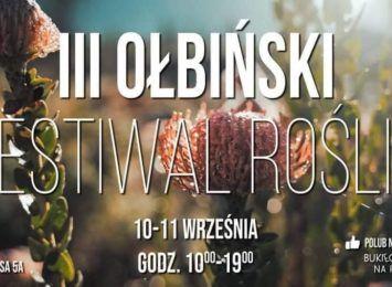 III Ołbiński Festiwal Roślin