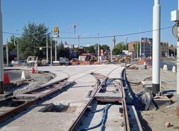 Kiedy tramwaje wrócą na ul. Dmowskiego?