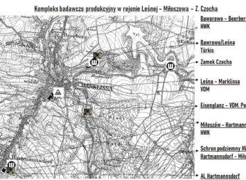 Tajny ośrodek rakietowy na Dolnym Śląsku