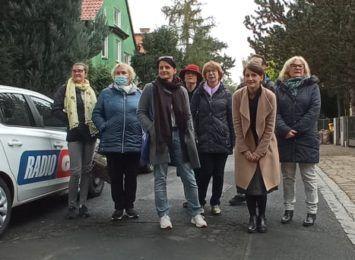 Mieszkańcy ul. Wojtkiewicza chcą zablokować planowane zmiany w organizacji ruchu na ich osiedlu