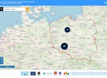 Badacze z UWR stworzyli mapę smogową Wrocławia i Bydgoszczy