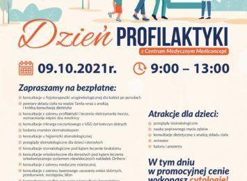 Dzień Profilaktyki z Mediconcept – bezpłatne konsultacje
